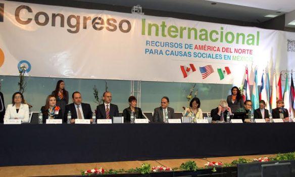 CON 350 ORGANIZACIONES INICIÓ EL III CONGRESO INTERNACIONAL DEL CERI EN LA UAEH