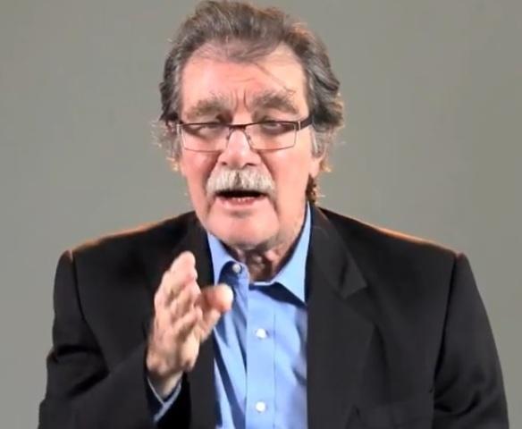 Teodoro Petkoff, ex guerrillero y actual director de Tal Cua