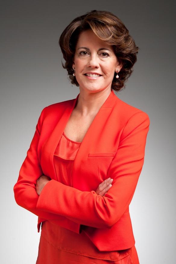 Yolanda Barcina Angulo, Presidenta del Gobierno de Navarra.