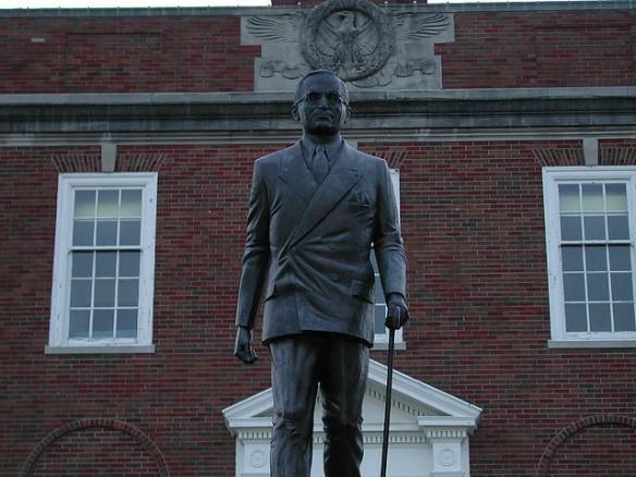 Estatua de Harry S.  Foto:  hose902