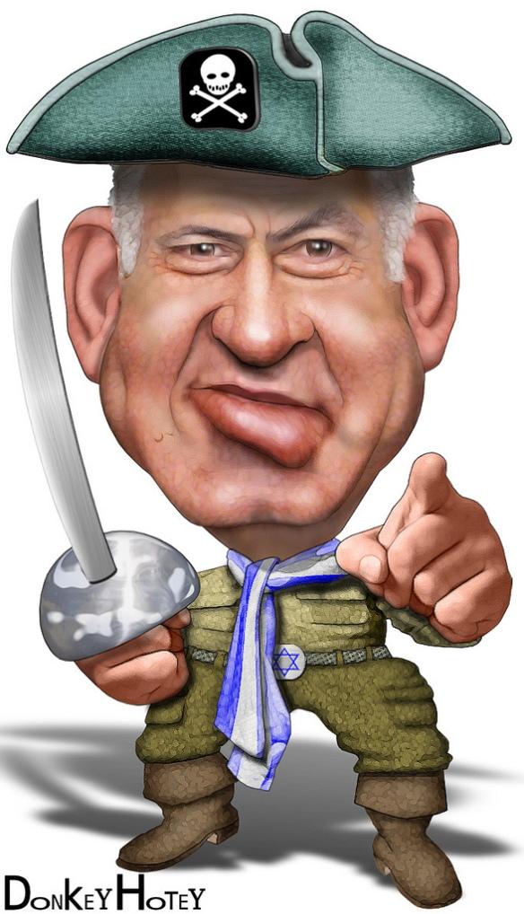 Benjamín  Netanyahu,
