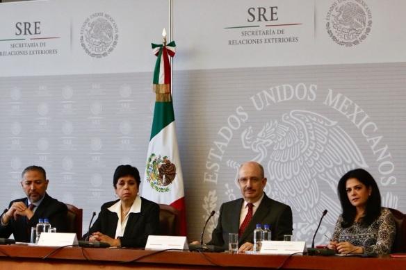 FOTO 1 Conferencia de Prensa para Asistencia y Protección Consular a mex...